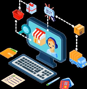 ecommerce web development dammam